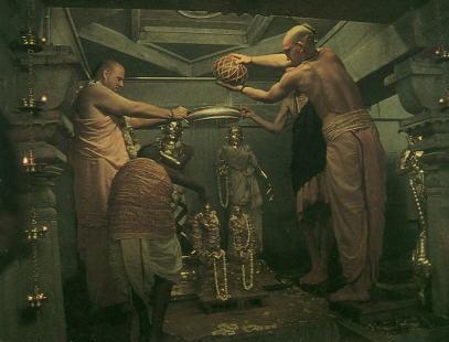 His Holiness Jayapataka Maharaj