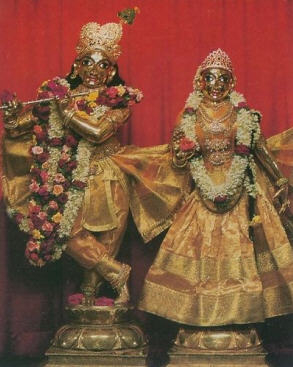 Sri Sri Radha - Krsnacandra