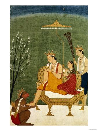 Rama-rajya Automatically by Hridayananda Dasa Goswami