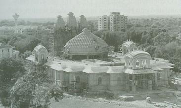 ISKCON Temple in Ahmedabad