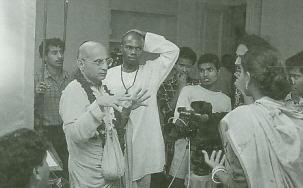 Bhakti Caru Swami