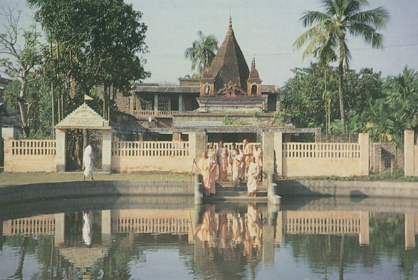 The Birthplace of Isvara Puri