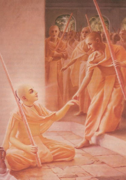 A Meeting in Varanasi, Part 2 by Mathuresa Dasa