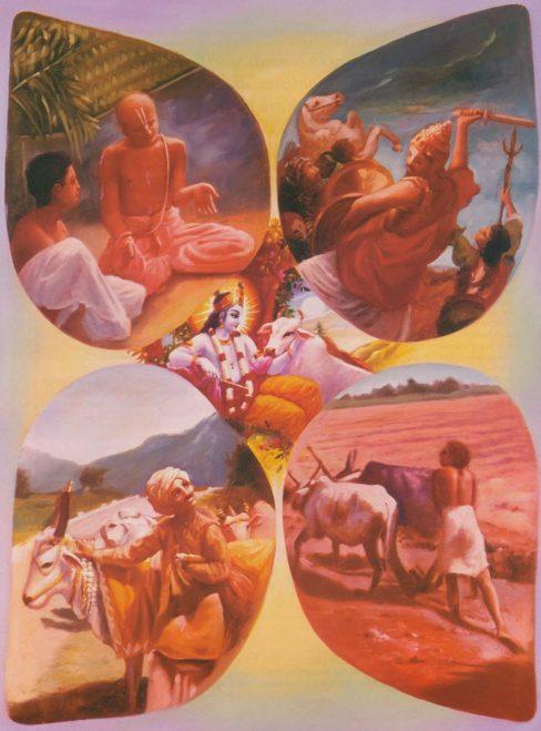 Dharma in the Bhagavad-gita by Hridayananda Dasa Goswami