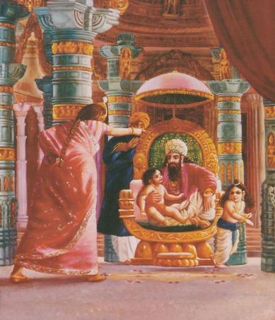 A Story of Awakening Love by Dhyana Kunda Devi Dasi
