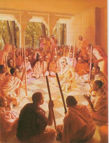 A Meeting in Varanasi, Part 3 by Mathuresa Dasa