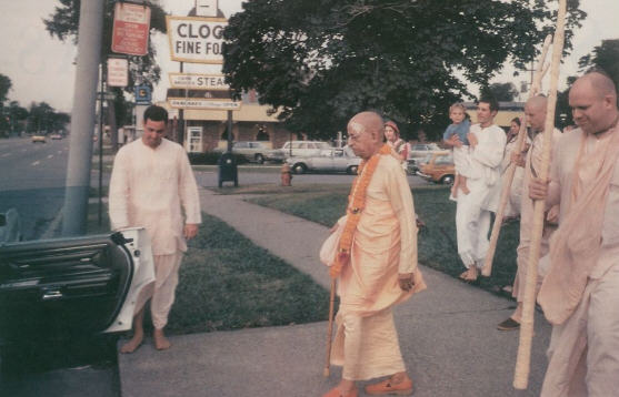 Srila Prabhupada's Cherished Dream