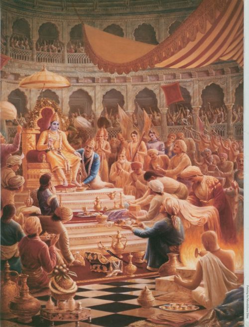 Lord Krishna