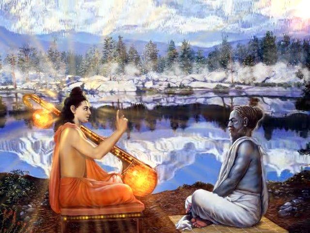 Narada Muni – The Father of Devotional Service