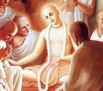 Sri Caitanya in the Vedas Translated by Kusakratha Dasa