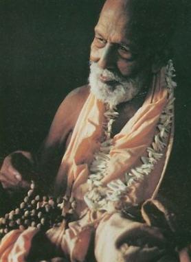 Srila Bhakti Pramod Puri Maharaj