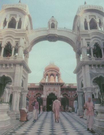 Krsna Balaram Temple
