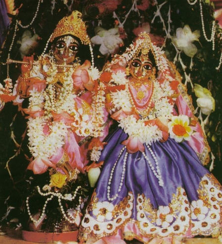 Jaya Radha-Madhava by Srila Bhaktivinoda Thakura