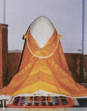 Sanatana Goswami Samadhi
