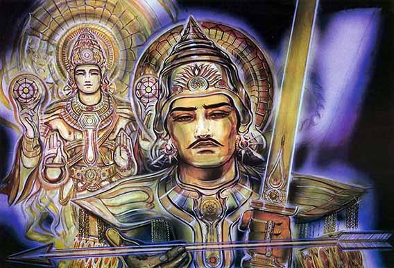 Karna's Choice by Urmila Devi Dasi