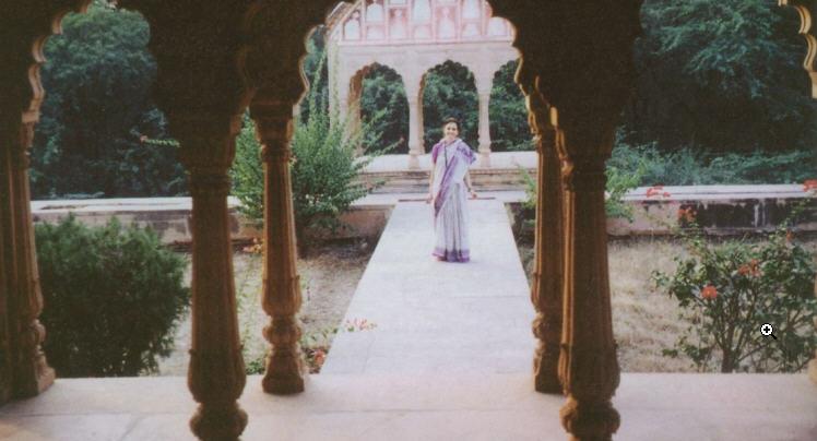 The Sixty Four Samadhi area