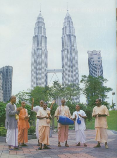 Srila Prabhupada's Gifts to Malaysia by Adi Purusa Dasa