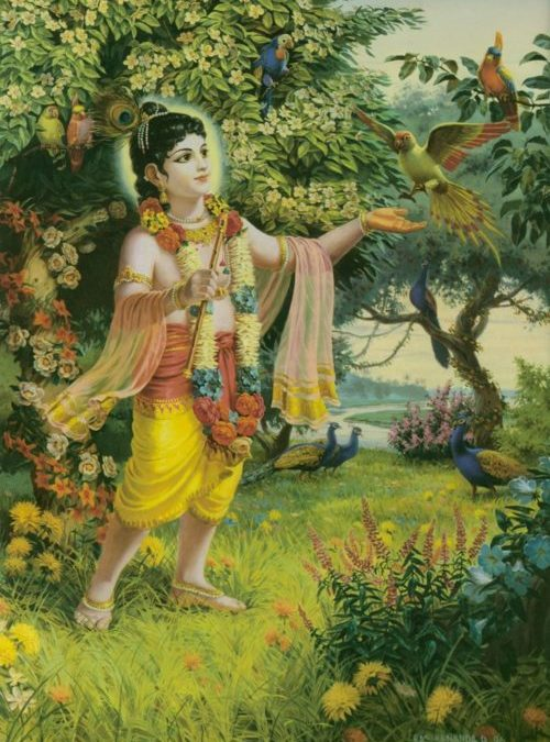 The Science Of Knowing God by His Divine Grace A. C. Bhaktivedanta Swami Prabhupada