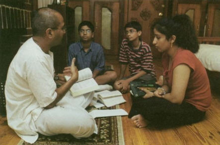 A Lesson in Humility by Bhayahari Dasa