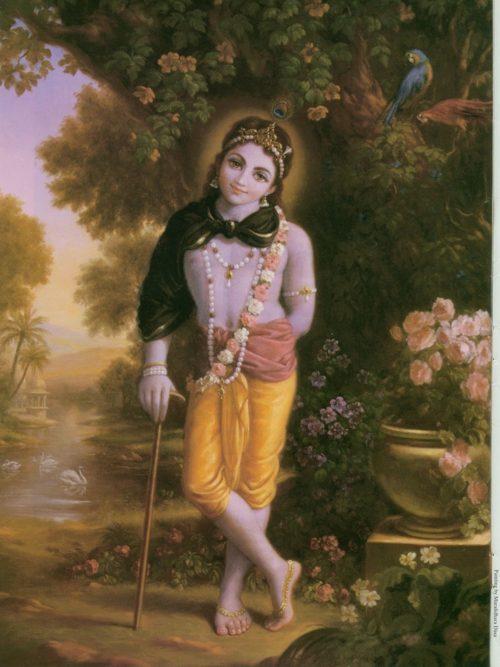 Freedom Through Bhakti Yoga by His Divine Grace A. C. Bhaktivedanta Swami Prabhupada