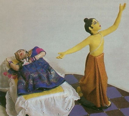 Back To Godhead - Lord Caitanya Take Sanyasa
