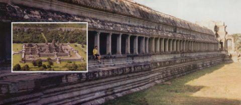 Angkor Wat by Adbhuta Hari Dasa