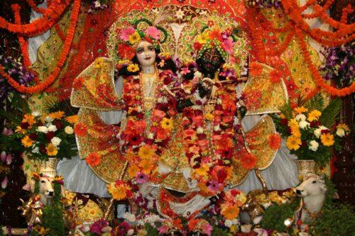 Memories of Vraja Mandala Parikrama by Pradyumna Dasa