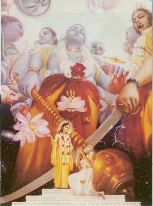 Back To Godhead - Early Miracles Of Caitanya Mahaprabhu