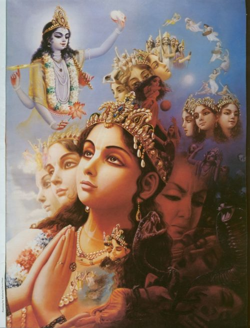 Back To Godhead - Lord Brahma