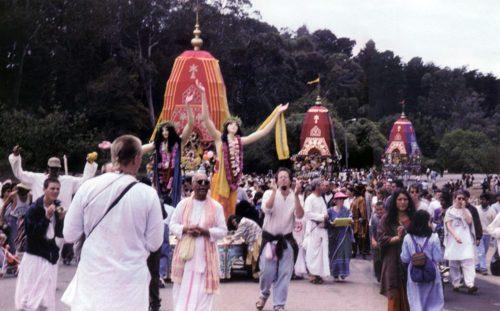 Back To Godhead - Rath Yatra San Francisco