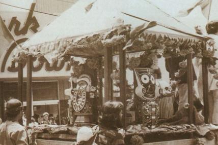 Back To Godhead - Rath Yatra at San Francisco, 1967