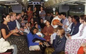 Back To Godhead - Hare Krishna Youth Bus