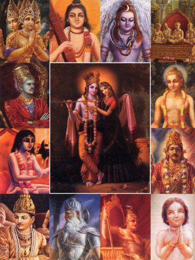 Back To Godhead - How To Received Krsna Message