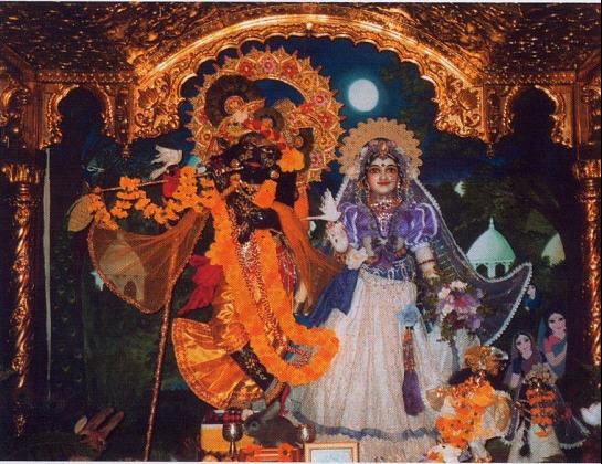 Back To Godhead - Radha Krishna