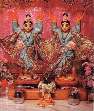 Back To Godhead - Sri Nitai Gaurasundara