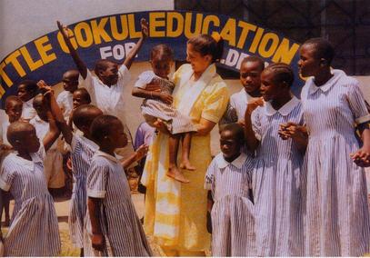 Back To Godhead - Little Gokul Education Center