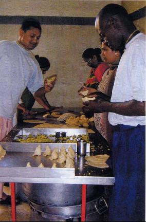 Back To Godhead - Nairobi Kitchen