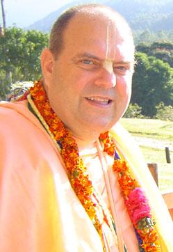 Prabhupada's Desire Fulfilled by Jayapataka Swami