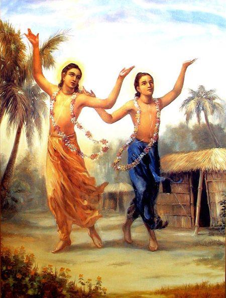 Back To Godhead - Lord Caitanya or Lord Nityananda