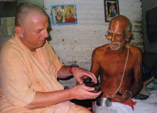 Back To Godhead - Sriidhar Swami