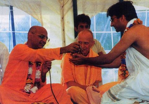 Back To Godhead - HH Bhakti Caru Swami