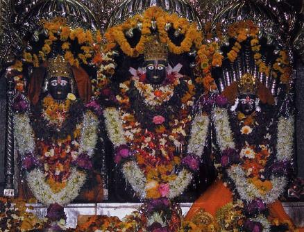 Back To Godhead - Sri Rama Laxman Sita