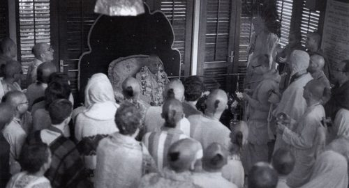 Srila Prabhupada's Visit to Venezuela by Jagat Caksur Dasa