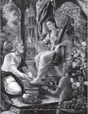 Saint Narada Muni