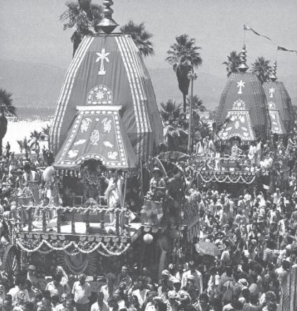Lord Jagannath Rathyatra