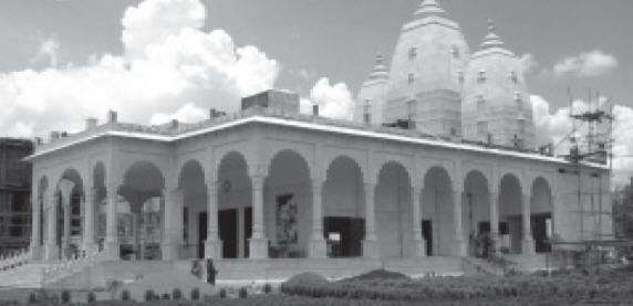 Ujjain Temple Photos Iskcon Ujjain Temple