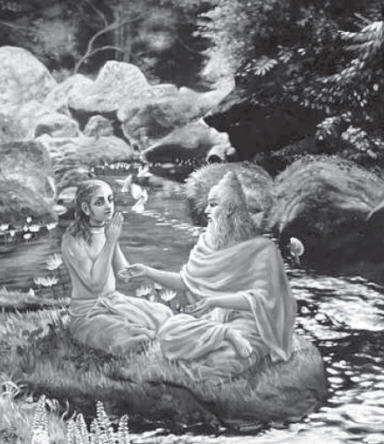 Entering lnto Srimad Bhagvatam by Gauranga Dasa