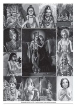 Knowledge About Lord Sri Krsna Is Revealed By The Twelve Mahajans