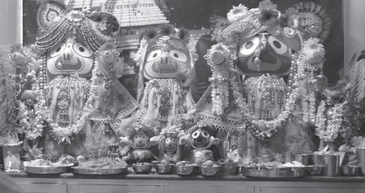 Jagannatha Puri On The West Coast!  by Vamsi Vihari Dasa