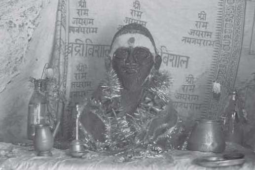 Deities of Badrinath